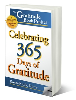 The Gratitude Book Project: What Are You Grateful For?