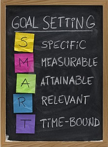 It's Time to Get SMART About Your Goals!